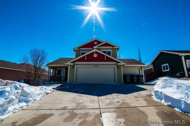 5509 Continental Pl, Cheyenne, WY 82001 (MLS #74589) :: RE/MAX Capitol Properties