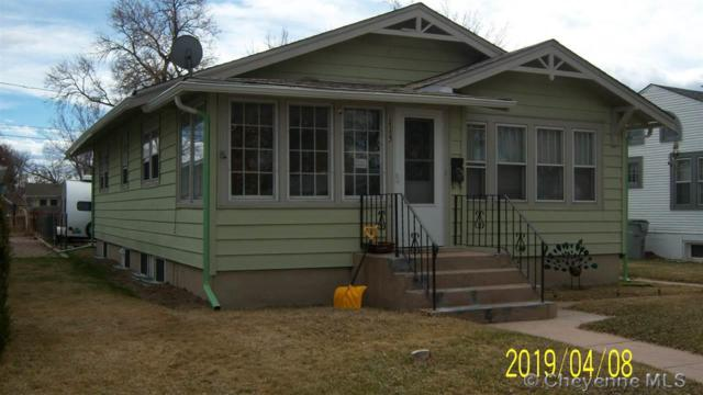 115 E 4TH AVE, Cheyenne, WY 82001 (MLS #74598) :: RE/MAX Capitol Properties