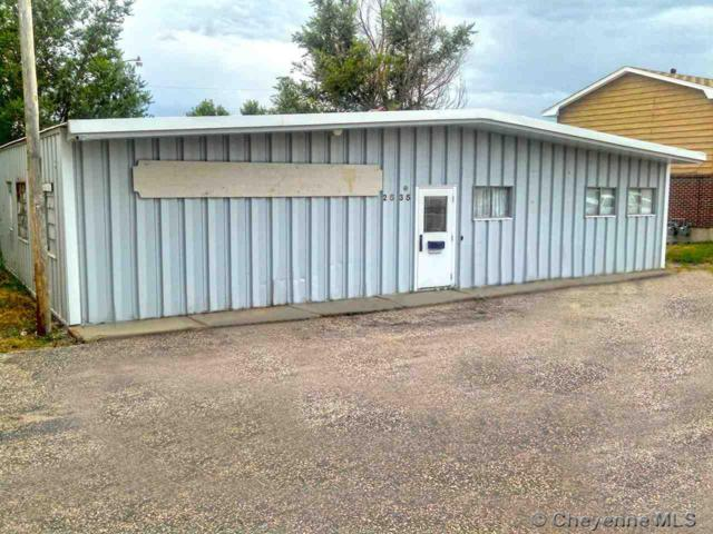 2535 E 9TH ST, Cheyenne, WY 82001 (MLS #74602) :: RE/MAX Capitol Properties