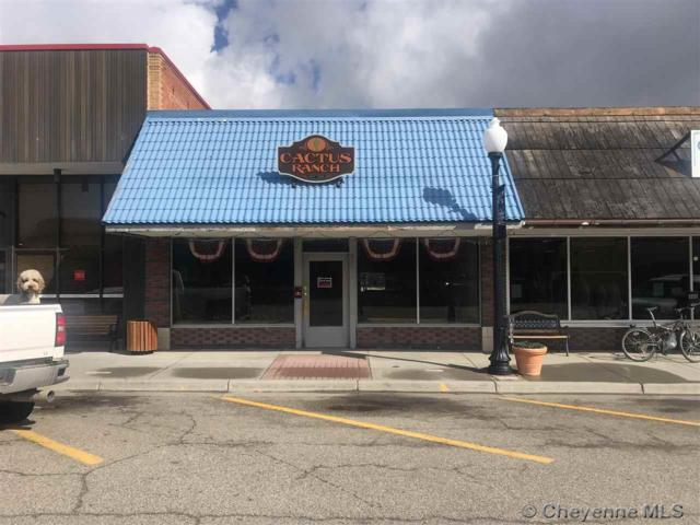 868 Gilchrist St, Wheatland, WY 82201 (MLS #74608) :: RE/MAX Capitol Properties