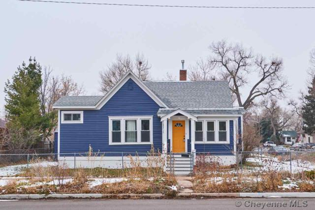 2222 Seymour Ave, Cheyenne, WY 82001 (MLS #74613) :: RE/MAX Capitol Properties