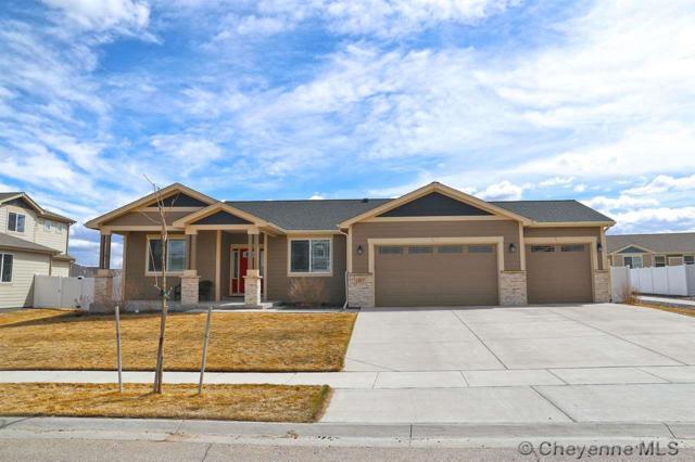 1235 Marie Ln, Cheyenne, WY 82009 (MLS #74618) :: RE/MAX Capitol Properties