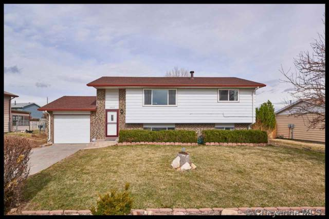 4509 Huron Ave, Cheyenne, WY 82001 (MLS #74624) :: RE/MAX Capitol Properties