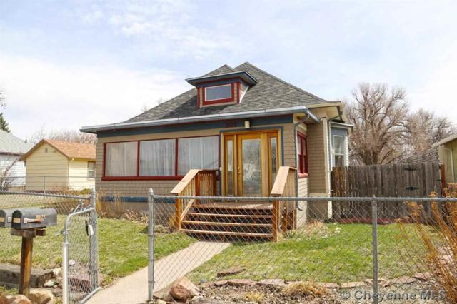 3129 Reed Ave, Cheyenne, WY 82001 (MLS #74641) :: RE/MAX Capitol Properties