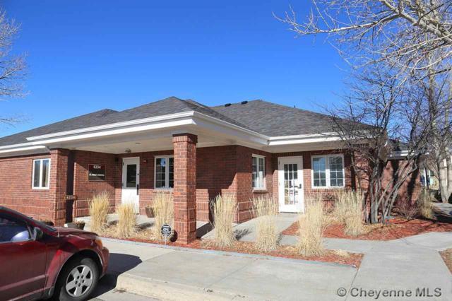 6234 Yellowstone Rd, Cheyenne, WY 82009 (MLS #74652) :: RE/MAX Capitol Properties