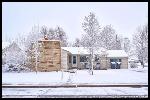 3632 Duff Ave, Cheyenne, WY 82001 (MLS #74658) :: RE/MAX Capitol Properties