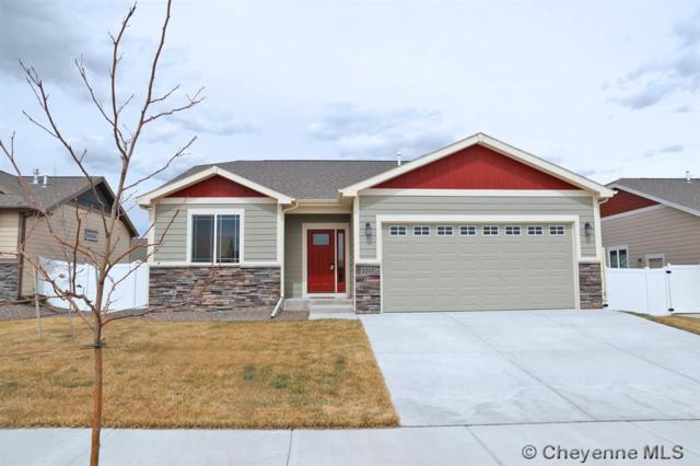 3712 Sowell St, Cheyenne, WY 82009 (MLS #74667) :: RE/MAX Capitol Properties