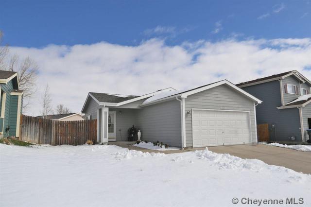4800 Saddleback Dr, Cheyenne, WY 82001 (MLS #74673) :: RE/MAX Capitol Properties