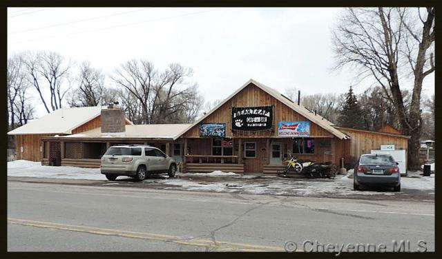 120 Riverside Dr, RIVERSIDE, WY 82325 (MLS #74677) :: RE/MAX Capitol Properties