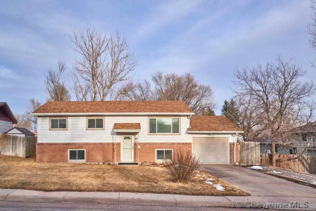 6809 Willshire Blvd, Cheyenne, WY 82009 (MLS #74683) :: RE/MAX Capitol Properties