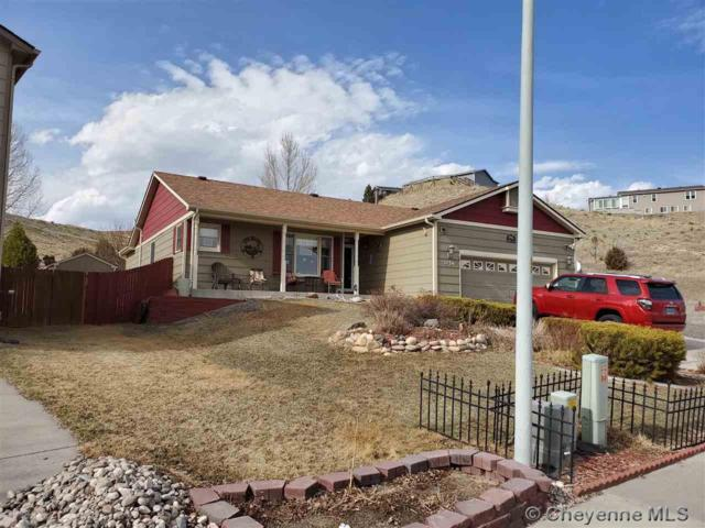5136 Panorama Dr, Cheyenne, WY 82009 (MLS #74685) :: RE/MAX Capitol Properties