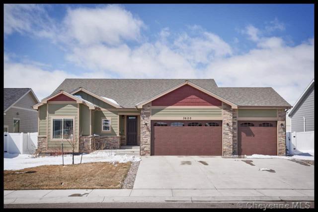 3620 Blue Sage Rd, Cheyenne, WY 82001 (MLS #74688) :: RE/MAX Capitol Properties