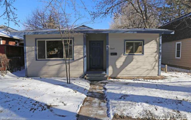 3045 Dillon Ave, Cheyenne, WY 82001 (MLS #74690) :: RE/MAX Capitol Properties