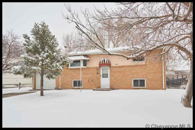 4501 Crystal Ave, Cheyenne, WY 82001 (MLS #74697) :: RE/MAX Capitol Properties