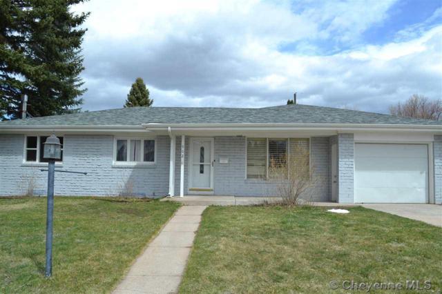 902 Apache St, Cheyenne, WY 82009 (MLS #74705) :: RE/MAX Capitol Properties