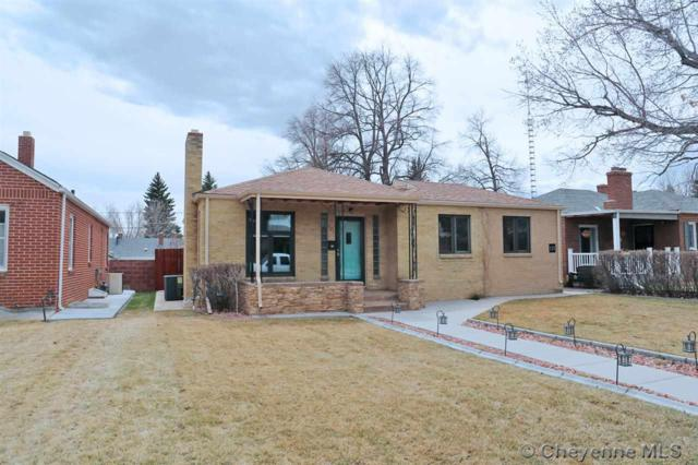 121 W 6TH AVE, Cheyenne, WY 82009 (MLS #74706) :: RE/MAX Capitol Properties