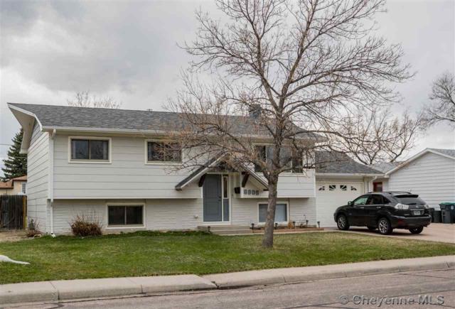 6906 Bonneville Pl, Cheyenne, WY 82009 (MLS #74709) :: RE/MAX Capitol Properties