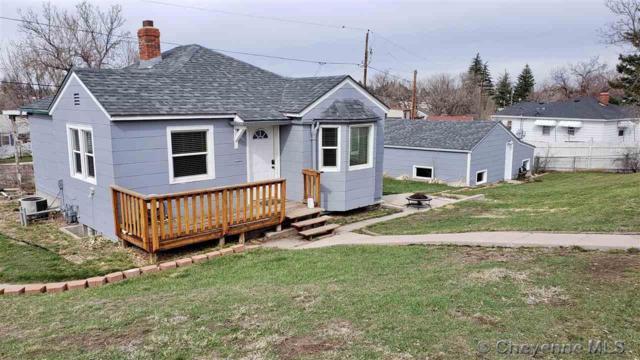 2100 Garrett St, Cheyenne, WY 82009 (MLS #74713) :: RE/MAX Capitol Properties