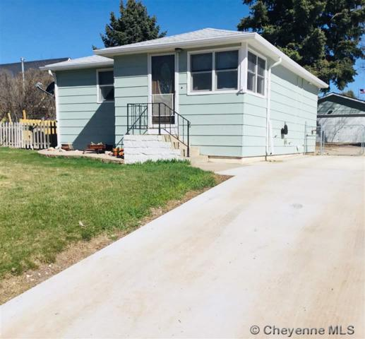 218 4TH AVE, Albin, WY 82050 (MLS #74717) :: RE/MAX Capitol Properties