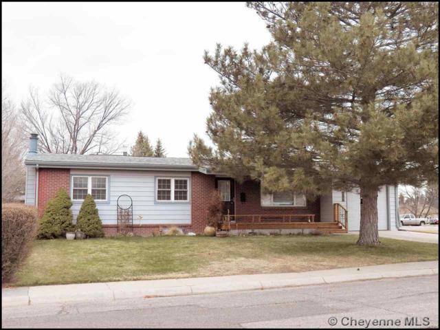 5168 Syracuse Rd, Cheyenne, WY 82009 (MLS #74719) :: RE/MAX Capitol Properties