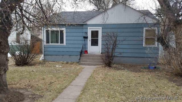 1111 E 23RD ST, Cheyenne, WY 82001 (MLS #74723) :: RE/MAX Capitol Properties