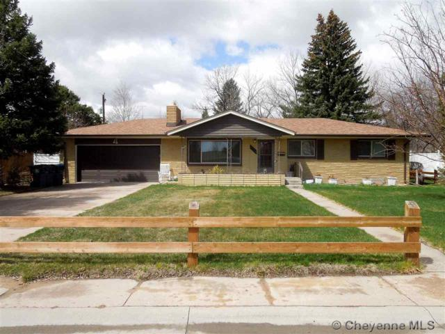 5154 Sycamore Rd, Cheyenne, WY  (MLS #74736) :: RE/MAX Capitol Properties
