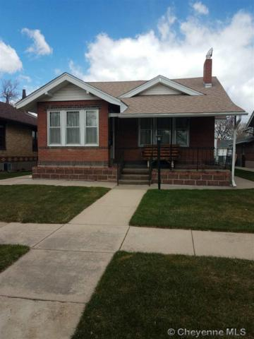 102 E 3RD AVE, Cheyenne, WY 82001 (MLS #74737) :: RE/MAX Capitol Properties