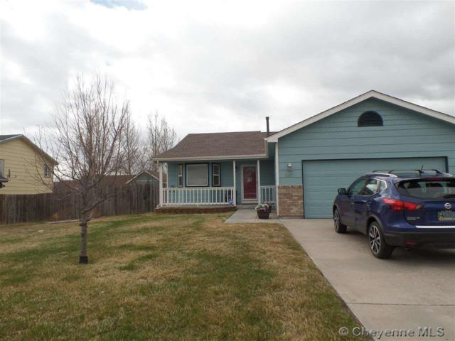 2217 Meadow Dr, Cheyenne, WY 82001 (MLS #74740) :: RE/MAX Capitol Properties