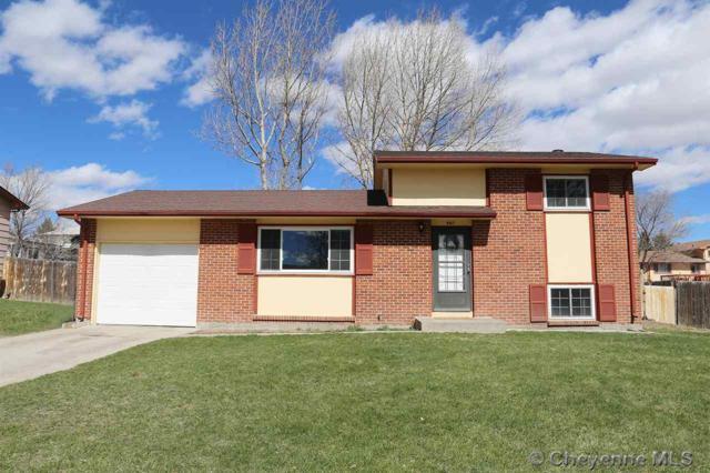 4411 Ocean Ave, Cheyenne, WY  (MLS #74746) :: RE/MAX Capitol Properties