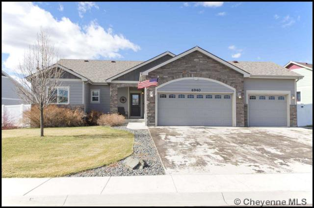 6940 Hitching Post Ln, Cheyenne, WY 82001 (MLS #74747) :: RE/MAX Capitol Properties