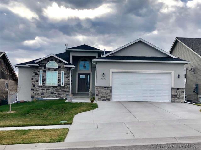 5230 Shadow Rock Drive, Cheyenne, WY 82009 (MLS #74749) :: RE/MAX Capitol Properties