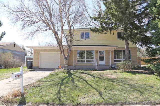 4035 E 7TH ST, Cheyenne, WY 82001 (MLS #74787) :: RE/MAX Capitol Properties