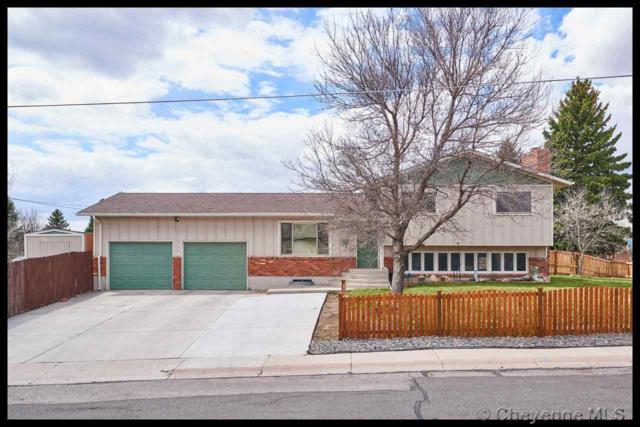 5618 Syracuse Rd, Cheyenne, WY 82009 (MLS #74799) :: RE/MAX Capitol Properties