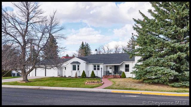 3805 Carey Ave, Cheyenne, WY 82001 (MLS #74814) :: RE/MAX Capitol Properties