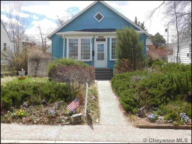 1409 E 21ST ST, Cheyenne, WY 82001 (MLS #74817) :: RE/MAX Capitol Properties