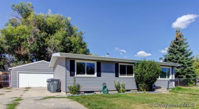 5116 Seminoe Rd, Cheyenne, WY 82009 (MLS #74862) :: RE/MAX Capitol Properties
