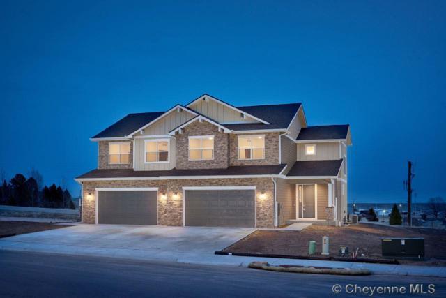 7405 Three Hearts Tr, Cheyenne, WY 82001 (MLS #74912) :: RE/MAX Capitol Properties