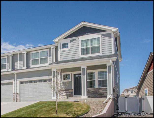 1228 Alyssa Way, Cheyenne, WY 82009 (MLS #74927) :: RE/MAX Capitol Properties