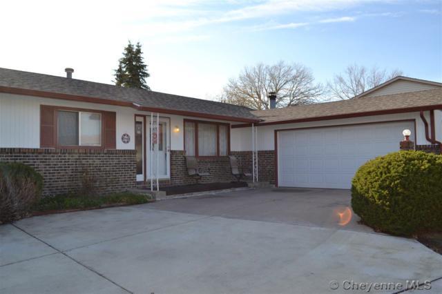 810 Phoenix Dr, Cheyenne, WY 82001 (MLS #74956) :: RE/MAX Capitol Properties
