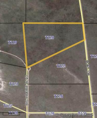 Tract 120 Road 139, Cheyenne, WY 82009 (MLS #74959) :: RE/MAX Capitol Properties