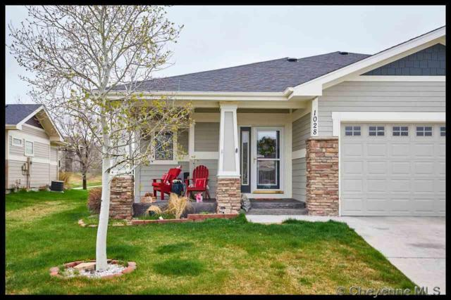 1028 Whispering Hills, Cheyenne, WY 82009 (MLS #74982) :: RE/MAX Capitol Properties
