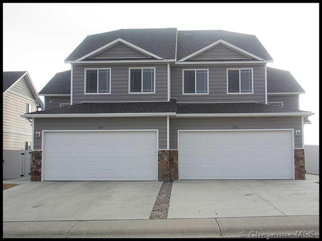 70A 27TH ST, Wheatland, WY 82201 (MLS #75034) :: RE/MAX Capitol Properties