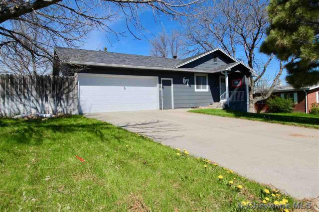 67 12TH ST, Wheatland, WY 82201 (MLS #75043) :: RE/MAX Capitol Properties