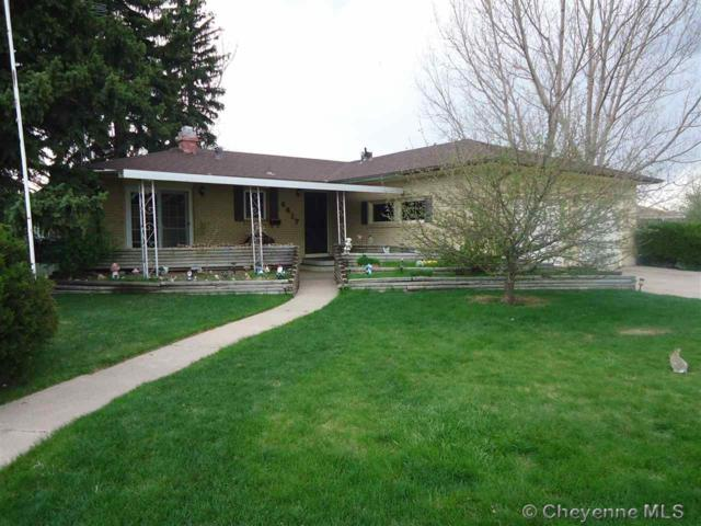 4417 E 7TH ST, Cheyenne, WY 82001 (MLS #75045) :: RE/MAX Capitol Properties