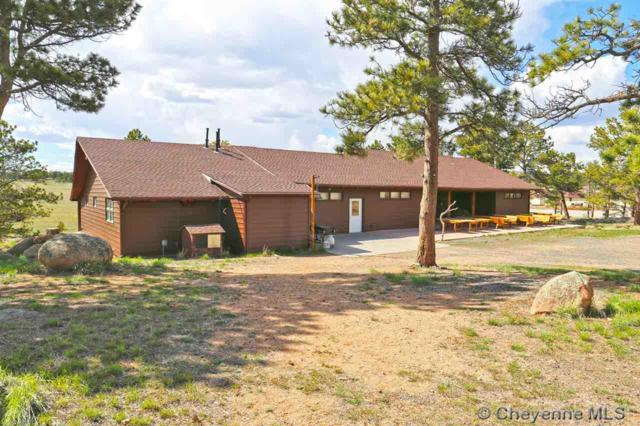54 Road 102, Cheyenne, WY 82059 (MLS #75047) :: RE/MAX Capitol Properties