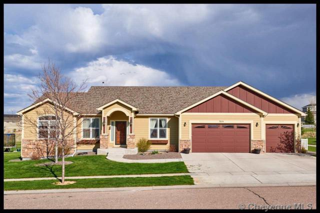 7501 Legacy Parkway, Cheyenne, WY 82009 (MLS #75052) :: RE/MAX Capitol Properties