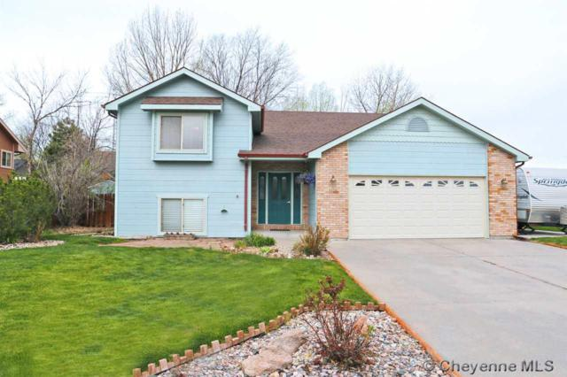 1120 Colonial Dr, Cheyenne, WY 82001 (MLS #75065) :: RE/MAX Capitol Properties
