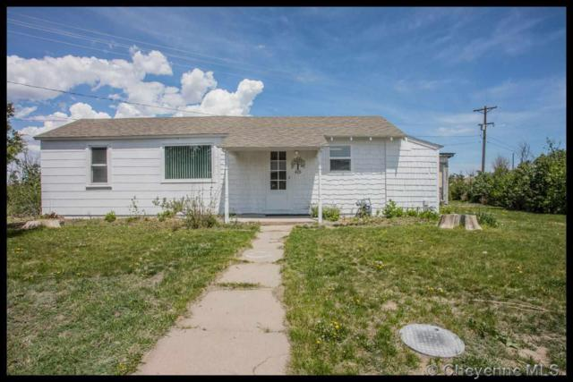 415 W 4TH ST, Pine Bluffs, WY 82082 (MLS #75066) :: RE/MAX Capitol Properties