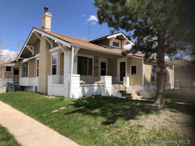 302 E Pershing Blvd, Cheyenne, WY 82001 (MLS #75077) :: RE/MAX Capitol Properties