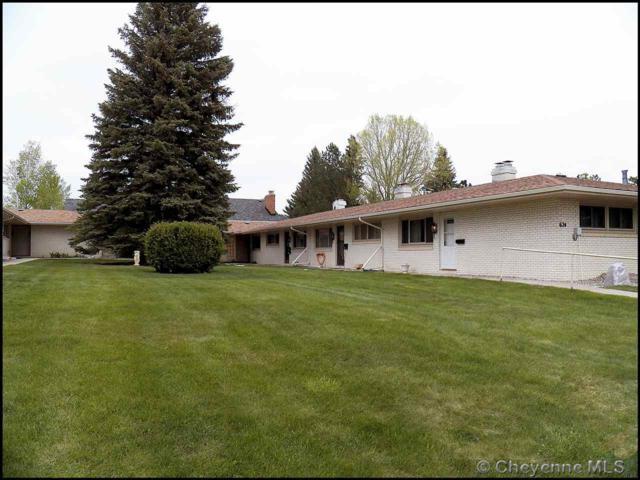 624 Western Hills B D, Cheyenne, WY 82009 (MLS #75127) :: RE/MAX Capitol Properties